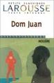 Couverture Dom Juan Editions Larousse (Petits classiques) 1999