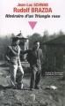 Couverture Itinéraire d'un triangle rose Editions Florent Massot 2010