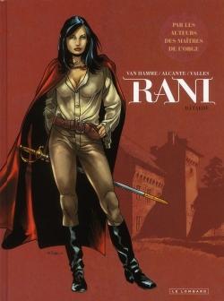 Couverture Rani, tome 1 : Bâtarde