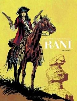 Couverture Rani, tome 2 : Brigande