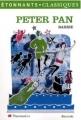Couverture Peter Pan (roman) Editions Flammarion (GF - Etonnants classiques) 2008
