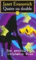 Couverture Une aventure de Stéphanie Plum, tome 04 : Quatre ou double Editions Pocket 2002