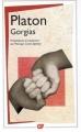 Couverture Gorgias Editions Flammarion (GF) 2007