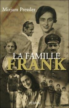 Couverture La famille Frank