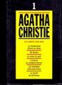 Couverture Agatha Christie, tome 01 : Les Années 1920-1925 Editions du Masque 1997