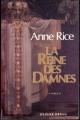 Couverture Chroniques des vampires, tome 03 : La reine des damnés Editions Olivier Orban 1990