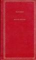Couverture Madame Bovary, intégrale Editions Ministère de l'Education Nationale 1972