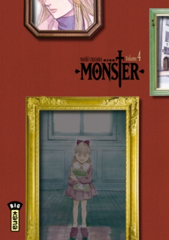Couverture Monster, deluxe, tome 4