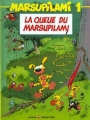 Couverture Marsupilami, tome 01 : La queue du Marsupilami Editions Marsu Productions 1991