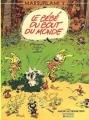 Couverture Marsupilami, tome 02 : Le bébé du bout du monde Editions Marsu Productions 1988