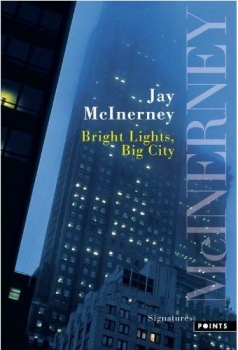 Couverture Bright Lights, Big City