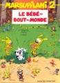 Couverture Marsupilami, tome 02 : Le bébé du bout du monde Editions Marsu Productions 1991