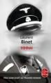Couverture HHhH Editions Le Livre de Poche 2011
