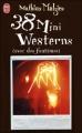Couverture 38 mini westerns (avec des fantômes) Editions J'ai Lu 2011