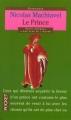 Couverture Le prince Editions Pocket (Classiques) 1998