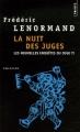 Couverture Les nouvelles enquêtes du Juge Ti, tome 02 : La nuit des juges Editions Points (Policier) 2006