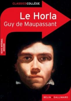Couverture Le Horla et autres récits
