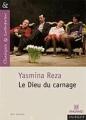 Couverture Le dieu du carnage Editions Magnard (Classiques & Contemporains) 2011
