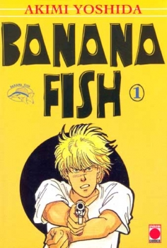 Couverture Banana Fish, tome 01