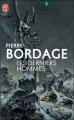 Couverture Les Derniers Hommes Editions J'ai Lu 2011