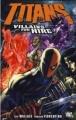 Couverture Titans, book 4 : Villains for Hire Editions DC Comics 2011