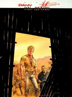 Couverture Histoire sans héros, tome 2 : Vingt ans après