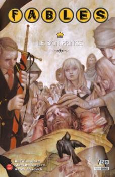 Couverture Fables, tome 12 : Le bon prince