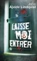 Couverture Laisse-moi entrer Editions France Loisirs 2011
