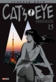 Couverture Cat's eye, deluxe, tome 15 Editions Panini 2010