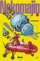 Couverture Nekomajin Editions Glénat (Shônen) 2006
