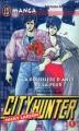 Couverture City Hunter, tome 01 : La poussière d'ange de la peur Editions J'ai Lu 1996