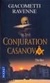 Couverture Commissaire Antoine Marcas, tome 02 : Conjuration Casanova Editions Pocket (Thriller) 2011