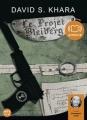 Couverture Le Projet Bleiberg Editions Audiolib 2011