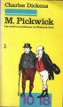 Couverture M. Pickwick : Les Archives posthumes du Pickwick-club, tome 1 Editions 10/18 1979
