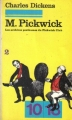 Couverture M. Pickwick : Les Archives posthumes du Pickwick-club, tome 2 Editions 10/18 1979