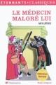 Couverture Le médecin malgré lui Editions Flammarion (GF - Etonnants classiques) 2011