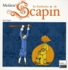 Couverture Les Fourberies de Scapin Editions Nathan (Carrés classiques) 2011