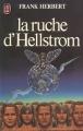 Couverture La ruche d'Hellstrom Editions J'ai Lu 1980