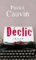 Couverture Déclic Editions Plon 2009
