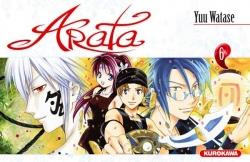 Couverture Arata, tome 06