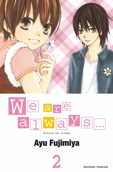Couverture We are always..., tome 02