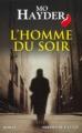Couverture L'homme du soir Editions Presses de la cité (Sang d'encre) 2002
