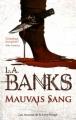 Couverture Les Arcanes de la Lune Rouge, tome 1 : Mauvais sang Editions City 2011