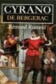 Couverture Cyrano de Bergerac Editions Le Livre de Poche 1984
