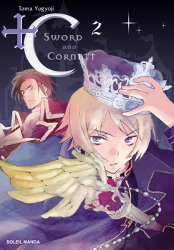 Couverture +C Sword and Cornett, tome 2