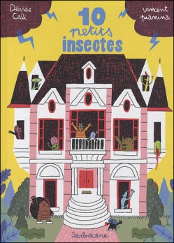 Couverture 10 petits insectes, tome 1
