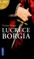 Couverture Lucrèce Borgia Editions Pocket 2011