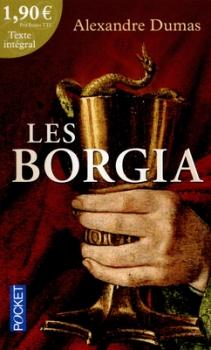 Couverture Les Borgias