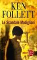 Couverture Le scandale Modigliani Editions Le Livre de Poche 2011