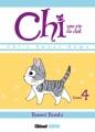 Couverture Chi, une vie de chat, tome 04 Editions Glénat (Kids) 2011
